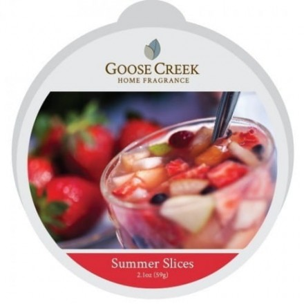 Summer Slices wosk Goose Creek