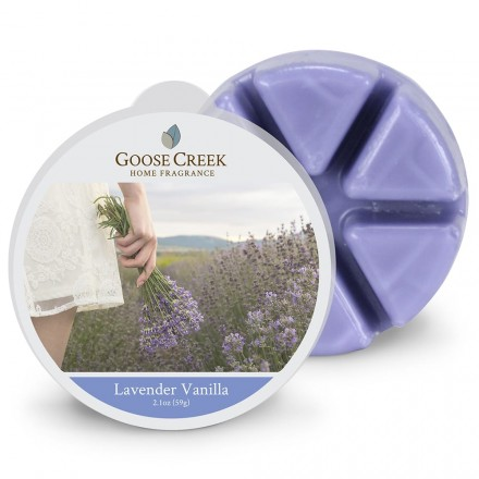 Lavender Vanilla wosk Goose Creek