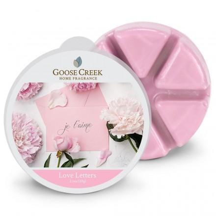 Love Letters wosk Goose Creek