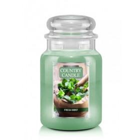 Fresh Mint Słoik duży Country Candle