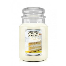 Frosted Cake Słoik duży Country Candle