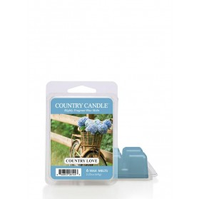 Country Love Wosk Country Candle 64g