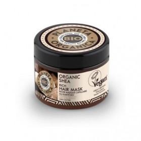 Organic Shea maska do włosów 300ml Planeta Organica