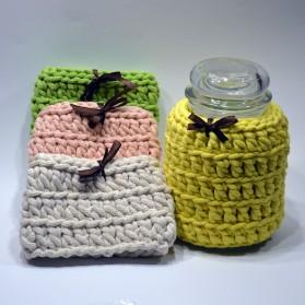 Sweterek na świecę