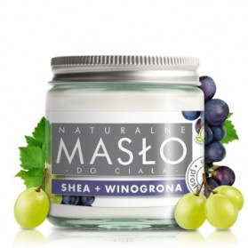Masło do ciała Shea Winogrona 120ml