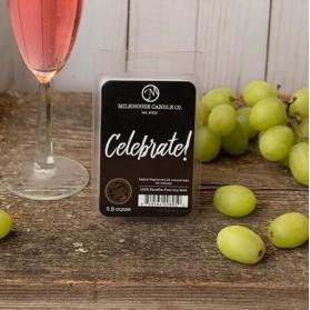 Celebrate! wosk Milkhouse Candle