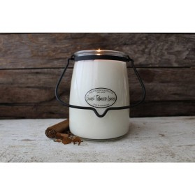 Sweet Tobacco Leaves duża świeca Milkhouse Candle