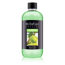 Uzupełnienie Green Fig & Iris 500ml Millefiori