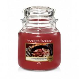 Crisp Campfire Apples Słoik Średni