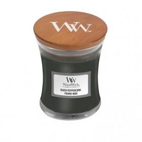Black Peppercorn Świeca Mała WoodWick