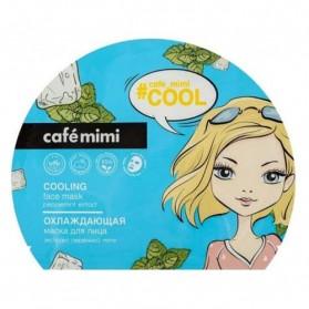 Cafe Mimi Maska Chłodząca w płachcie