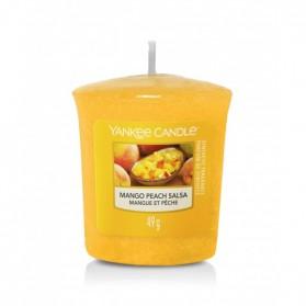 Mango Peach Salsa sampler