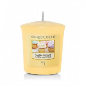 Vanilla Cupcake sampler