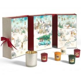 Magical Christmas Morning kalendarz adwentowy Książka