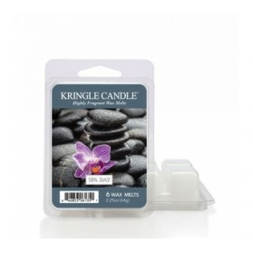 Spa Day wosk Kringle Candle