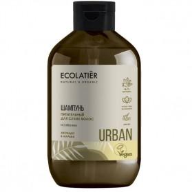 Odżywczy szampon Awokado i Malwa ECOLATIER URBAN
