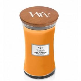 Caramel Toasted Sesame świeca duża Woodwick