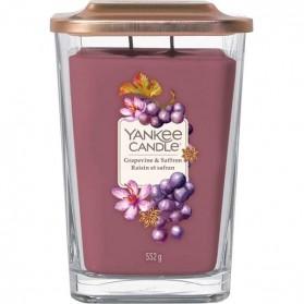 Grapevine & Saffron Elevation duża świeca