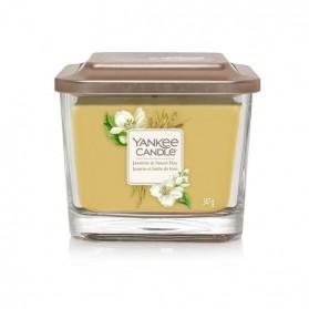 Jasmine & Sweet Hay średnia świeca Elevation