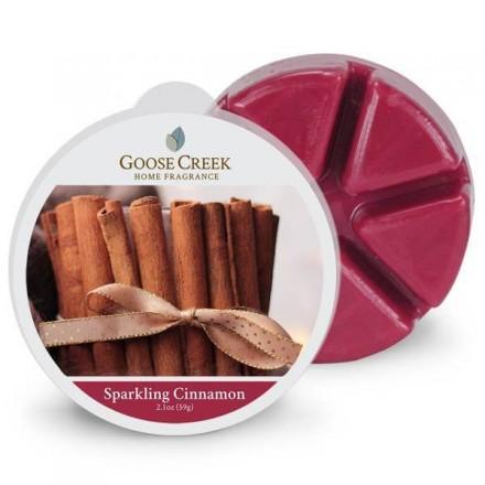 Sparkling Cinnamon wosk Goose Creek