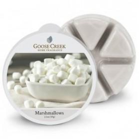 Marshmallows wosk Goose Creek