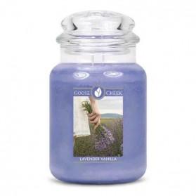Lavender Vanilla słoik duży Goose Creek