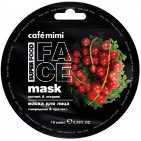Cafe Mimi maska Porzeczka i Oregano