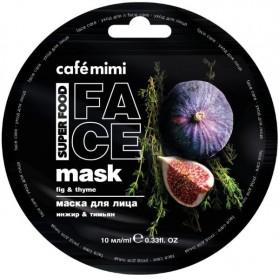 Cafe Mimi maska Figa i Tymianek