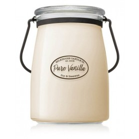 Pure Vanilla duża świeca Milhouse