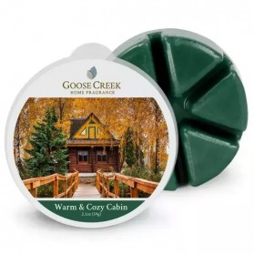 Wosk Warm & Cozy Cabin Goose Creek
