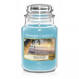 Słoik duży Beach Escape Yankee Candle The Last Paradise