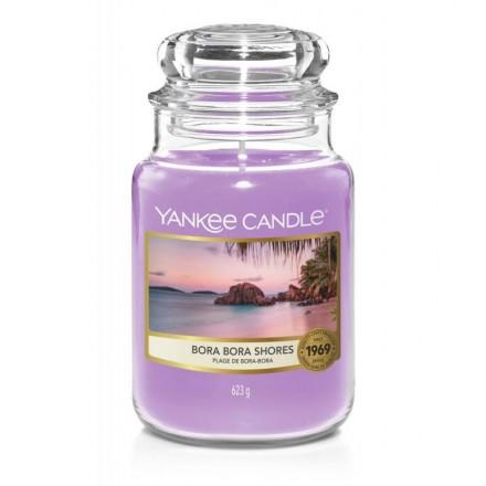 Słoik duży Bora Bora Shores Yankee Candle The Last Paradise