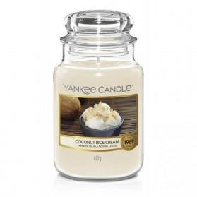 Słoik duży Coconut Rice Cream Yankee Candle