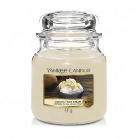 Słoik średni Coconut Rice Cream Yankee Candle