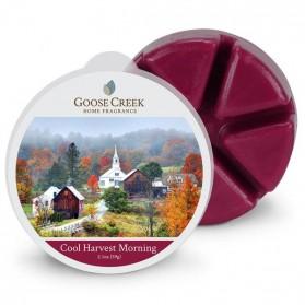 Cool Harvest Morning wosk Goose Creek
