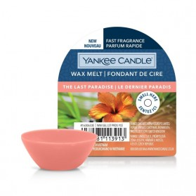 The Last Paradise wosk Yankee Candle