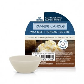 Coconut Rice Cream wosk Yankee Candle