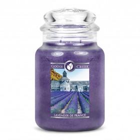 Lavender de France Słoik duży Goose Creek