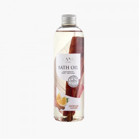 Olejek do kąpieli Pomarańczowo-cynamonowy 250ml