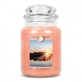 Pink Apple Sunset słoik duży Goose Creek