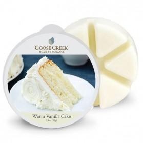 Warm Vanilla Cake wosk Goose Creek