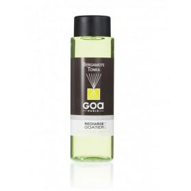 Wkład zapachowy GOA  250 ml Bergamote Tonka (Bergamotka z Tonką)