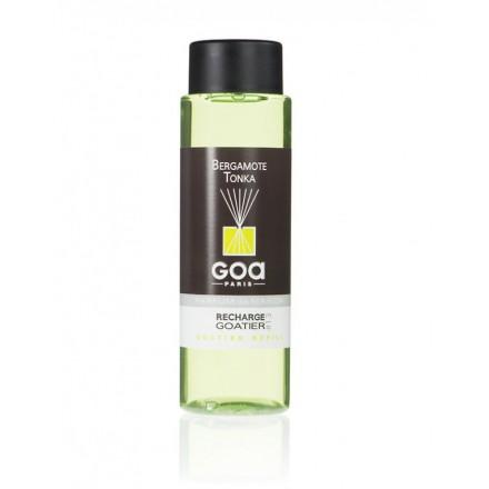 Wkład zapachowy Bergamote Tonka (Bergamotka i tonka) 250 ml