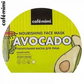 Cafe Mimi maska w płachcie Awokado