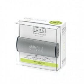Zapach do samochodu Mineral Gold - Metallo antracit mat Millefiori