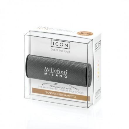 Millefiori Zapach do samochodu Sandalo Iron