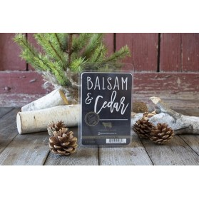 Balsam & Cedar wosk Milkhouse