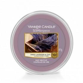 Dried Lavender & Oak Wosk Scenterpiece
