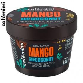 Cafe Mimi masło do ciała Mango i Kokos