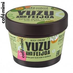 Cafe Mimi masło do ciała Yuzu & Feijoa